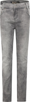 Blue EFFECT Jungen Jeans grey wide skinny Ultrastretch in big