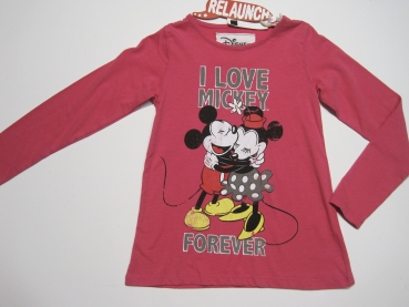 Relaunch lang Arm Shirt, Mod. Mickey  SALE - 65  %